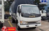Xe tải JAC 2T4 thùng dài 4m3 động cơ Isuzu Nhật Bản giá 400 triệu tại Bình Dương