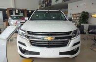 Chevrolet Colorado LTZ, màu trắng, nhập khẩu nguyên chiếc giá 739 triệu tại Hà Nội