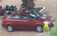 Bán Kia Pride 1.4MT đời 2008, màu đỏ, nhập khẩu, số sàn  giá 218 triệu tại Gia Lai