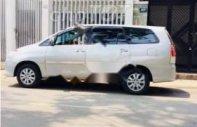 Cần bán lại xe Toyota Innova 2009, màu trắng giá 370 triệu tại Tây Ninh