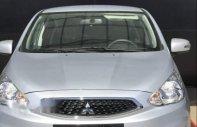 Bán Mitsubishi Mirage MT đời 2019, màu bạc, xe nhập giá 350 triệu tại Bình Dương