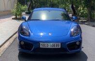 Bán ô tô Porsche Cayman, màu xanh lam nhập khẩu nguyên chiếc giá 3 tỷ 200 tr tại Tp.HCM