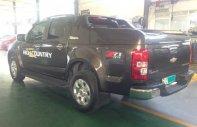 Cần bán lại xe Chevrolet Colorado 2016, màu nâu, nhập khẩu   giá 595 triệu tại Tp.HCM