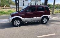 Cần bán lại xe Daihatsu Terios 1.3 4x4 MT đời 2005, màu đỏ còn mới  giá 185 triệu tại BR-Vũng Tàu