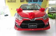 Cần bán Toyota Wigo sản xuất 2019, màu đỏ, xe nhập giá Giá thỏa thuận tại Hà Nội