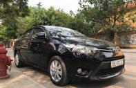 Cần bán xe Toyota Vios E 1.5MT sản xuất 2017, màu đen   giá 489 triệu tại Hà Nội