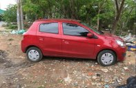 Cần bán xe Mitsubishi Mirage MT 2018, màu đỏ, xe gia đình đi ít, tiết kiệm xăng, Bs Đồng Nai giá 315 triệu tại Đồng Nai