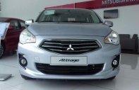 Bán Mitsubishi Attrage MT 2019 sản xuất năm 2019, màu bạc, xe nhập giá 405 triệu tại Tp.HCM