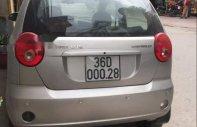 Cần bán lại xe Chevrolet Spark năm sản xuất 2011, màu bạc còn mới giá 104 triệu tại Hà Nội