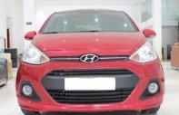 Cần bán xe Hyundai Grand i10 AT 2016, màu đỏ giá 430 triệu tại Tp.HCM
