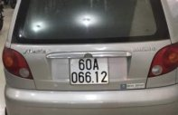Cần bán lại xe Daewoo Matiz năm 2003, màu bạc, nhập khẩu nguyên chiếc giá 91 triệu tại Đồng Nai
