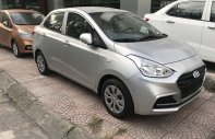 Bán Hyundai I10 Sedan Base màu bạc, giao ngay, lấy xe chỉ với 120tr, hỗ trợ đăng kí Grab!! LH: 0903175312 giá 350 triệu tại Tp.HCM