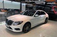 Bán lại xe Mercedes S400 năm sản xuất 2017, màu trắng giá 3 tỷ 260 tr tại Hà Nội
