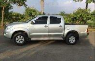 Bán xe Toyota Hilux 3.0MT sản xuất 2009, màu bạc, nhập khẩu, máy êm, mạnh mẽ chưa bung giá 375 triệu tại Tp.HCM
