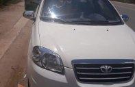 Cần bán Daewoo Gentra đời 2009, màu trắng, xe nhập chính chủ giá 195 triệu tại Bình Dương