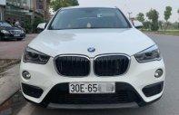 Xe BMW X1 1.8 AT đời 2016, màu trắng, nhập khẩu nguyên chiếc giá 1 tỷ 270 tr tại Hà Nội