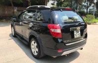 Cần bán lại xe Chevrolet Captiva LT 2.4 đời 2008, màu đen   giá 268 triệu tại Hà Nội