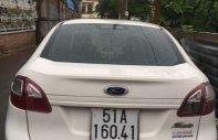 Cần bán lại xe Ford Fiesta sản xuất năm 2011, màu trắng xe gia đình, giá tốt giá 280 triệu tại Tp.HCM
