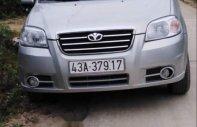 Bán ô tô Daewoo Gentra 1.5 năm sản xuất 2009, màu bạc giá 165 triệu tại Quảng Nam