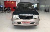 Cần bán xe Toyota Zace đời 2004, màu xanh lục giá 235 triệu tại Phú Thọ
