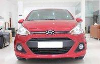 Bán xe Hyundai Grand i10 1.2 (Ấn Độ) năm sản xuất 2016, màu đỏ, nhập khẩu giá 430 triệu tại Tp.HCM