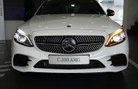 Giá xe Mercedes C300 AMG 2019: Thông số, giá lăn bánh (12/2019) giảm tiền mặt, tặng bảo hiểm và phụ kiện chính hãng giá 1 tỷ 897 tr tại Tp.HCM