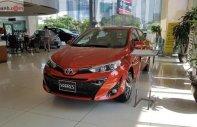 Bán Toyota Yaris 1.5G sản xuất 2019, màu đỏ, xe nhập giá cạnh tranh giá 630 triệu tại Hà Nội