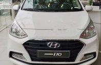 Bán xe Hyundai Grand i10 2019, màu trắng, nhập khẩu nguyên chiếc giá 337 triệu tại Hà Nội