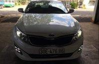 Chính chủ bán lại xe Kia Optima K5 sản xuất 2015, màu trắng, xe nhập giá 650 triệu tại Hà Nội