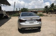 Cần bán Hyundai Sonata 2011, màu bạc giá 480 triệu tại Tp.HCM