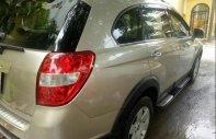 Cần bán gấp Chevrolet Captiva 2008, nhập khẩu nguyên chiếc xe gia đình, 345 triệu giá 345 triệu tại Tp.HCM
