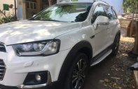 Bán ô tô Chevrolet Captiva năm 2016, màu trắng chính chủ, giá 650tr giá 650 triệu tại Tp.HCM