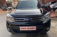 Bán xe Ford Everest sản xuất 2014, màu đen giá 635 triệu tại Phú Thọ
