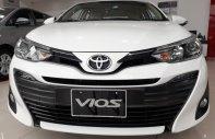 Vios G 2019 khuyến mãi 60 tiền mặt + Phụ kiện trong tháng 05. Trả trước 120tr nhận xe, siêu lãi suất, tối đa 8 năm giá 576 triệu tại Tp.HCM