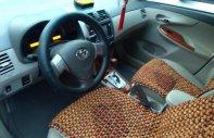 Ngân hàng bán đấu giá xe Toyota Corolla altis 2.0 AT sản xuất 2010, màu đen chính chủ giá 460 triệu tại Hà Nội