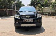 Bán Chevrolet Captiva đời 2008, màu đen số sàn giá 268 triệu tại Hà Nội