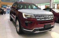 Cần bán xe Ford Explorer 2019, màu đỏ, xe nhập giá đẹp. Giao xe toàn quốc giá 2 tỷ 180 tr tại Hà Nội