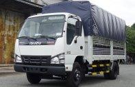 Bán xe tải Isuzu 1.9 tấn thùng bạt 4m3 giá 515 triệu tại Tp.HCM