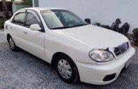 Cần bán gấp Daewoo Lanos đời 2001, màu trắng chính chủ giá 82 triệu tại Tp.HCM
