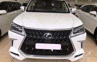 Lexus LX570 sản xuất 2016, đã lên form 2019, đăng ký 2019,1 chủ, lăn bánh 5000Km. LH: 0906223838 giá 7 tỷ 435 tr tại Hà Nội