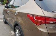 Bán Hyundai Santa Fe đời 2015, màu vàng giá 845 triệu tại Tp.HCM