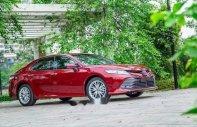 Bán Toyota Camry năm sản xuất 2019, màu đỏ, nhập khẩu giá 1 tỷ 800 tr tại Tp.HCM