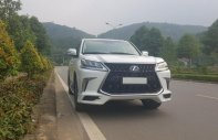 Bán Lexus LX570 Super Sport sản xuất 2016, đăng ký lần đầu 1/2019, tên công ty giá 7 tỷ 450 tr tại Hà Nội
