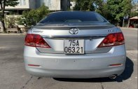 Bán ô tô Toyota Camry 2.4G đời 2009, màu bạc, giá 520tr giá 520 triệu tại TT - Huế