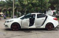 Bán Kia K3 1.6AT sản xuất 2015, màu trắng chính chủ, giá tốt giá 500 triệu tại Tp.HCM