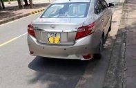 Bán gấp Toyota Vios sản xuất năm 2017, màu vàng cát, chính chủ giá 500 triệu tại Tp.HCM