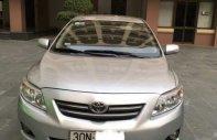 Cần bán xe Toyota Corolla altis sản xuất 2008, màu bạc chính chủ giá 415 triệu tại Hà Nội