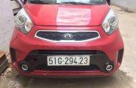 Cần bán Kia Morning Si năm sản xuất 2016, màu đỏ xe gia đình giá 288 triệu tại Tp.HCM