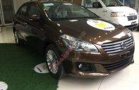 Bán xe Suzuki Ciaz 1.4 AT sản xuất năm 2019, màu nâu, nhập khẩu nguyên chiếc, giá tốt giá 499 triệu tại Tp.HCM