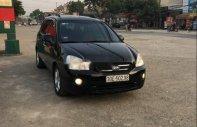 Bán ô tô Kia Carens sản xuất năm 2009, màu đen   giá 290 triệu tại Hà Nội